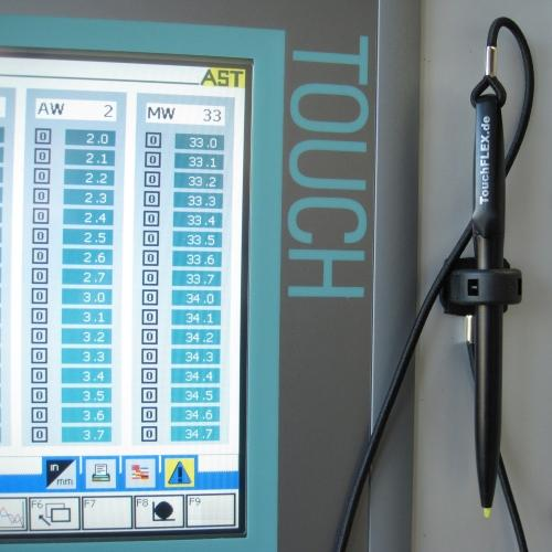 TouchFLEX -Serie S150, Eingabestift